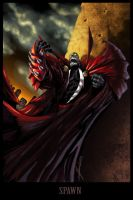 spawn fanart by blackpoint