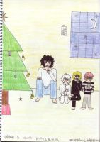 wammy's house christmas by Mysterious-L