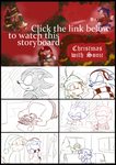 Christmas with Sonic Storyboard YouTube Link by RianaLD