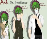 Ask your Dr. Pestilence by RandomAnimeStrike