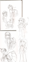 Here, have a sketch dump by party-mcfly