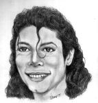 Michael Jackson (Tribute to The King) by ihsans-Art