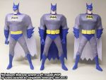 Three papercraft Batmen?? by ninjatoespapercraft