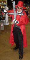 Arucard-Alucard Cosplayer by HawkeyeRiza37