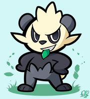 Pancham! by DuckyDeathly