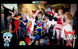 Waicon Out of State-ers by Tsubaki-chan