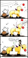 moogle mishap by mytiko-chan-is-back