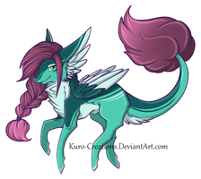 Fruit Bloom Auction: CLOSED by Kuro-Creations