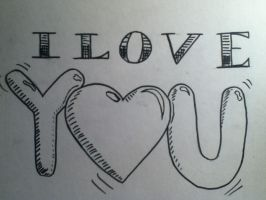 I Love You by AkvileS