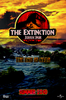 The Extinction-Jurassic Park A by Bombillazo