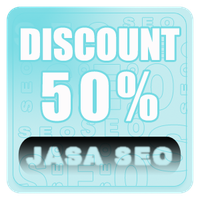 Discount by jasaseoprofesional