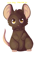 Little mouse v2 by Nariette