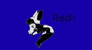 Ralph the marky by shastamoon123