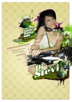Dj Stevie Flyer by thepogee