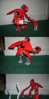 LEGO Ruby Weapon by Chimera245