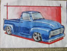 Ford F-100 by AaronsDesk