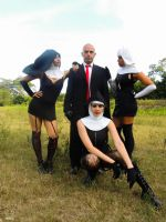Hitman: Absolution Cosplay Session 17 by Bahamut-Eternal