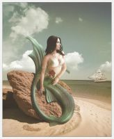 Mermaid by CoryWayDesign