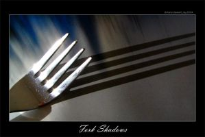 Fork Shadows by bizstice