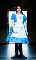 American McGee's Alice Cosplay by Sandman-AC
