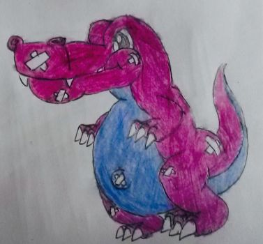 bandagesaur by s3be