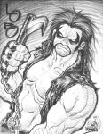 Asymmetrical LOBO sketch by AdamWarren