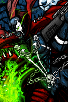 Hell Spawn by dtmccarson