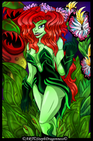 DC: Poison Ivy by StephDragonness