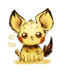 Pichu by Cabycab