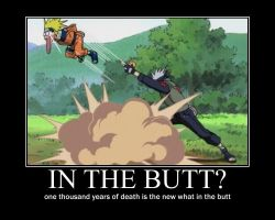 What what in the butt by Blazelover600