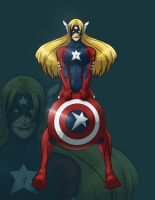 Villain Roster: American Hero by Soviet-Superwoman