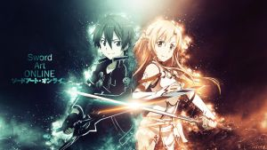 Sword Art Online Wallpaper by StrengXD