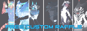 {DONE} FREE CUSTOM RAFFLE by Spiceroll