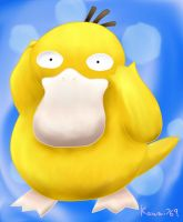 Pokemon - Psyduck by kawaii769