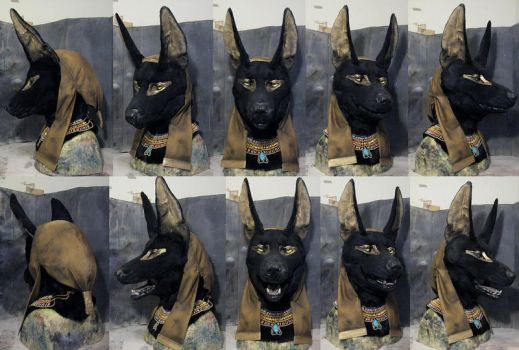 Anubis mask by Crystumes