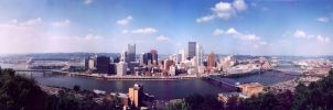 pittsburgh panorama by pwg