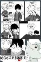 Legends, a Merlin crack comic by im-so-random