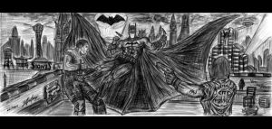 Batman Arkham City by Bilgekhan