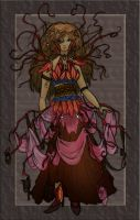 Color Design: Woodland Fae v2 by taeliac