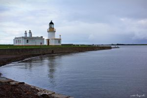 lighthouse. by bergiselle