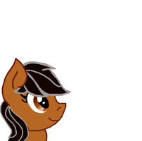 .:MLP attempt:.Ash by AwkwardlyBored
