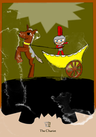 Tarot Challenge-The Chariot by Master-0f-Puppets