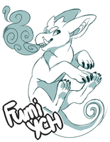 Fumi YCH (closed) by timidhyena