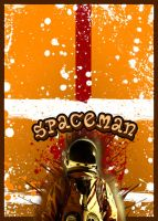 SpaceMan by Icono-Graphic