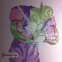 Piccolo's Light Grenade by steady-vertigo