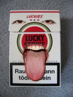 I Lucky Strike by Nadagemini