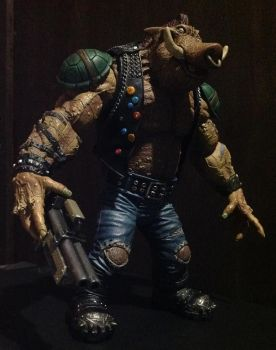 Bebop Custom Figure by FigureHunterCustoms