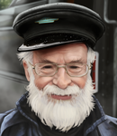 Sir Terry Pratchett by Xertefan
