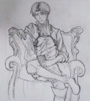 Levi the King of Clean by DragonGames