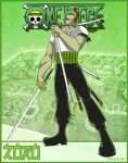 Zoro by spicemaster